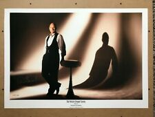 """Patrick Stewart 18"""" x 26"""" Lithograph signed RARE 209/295 Image Two"""