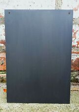 A3 Chalkboard Blackboard Blank Shabby Chic Blank Large Free UK P&P 42cm x 30cm