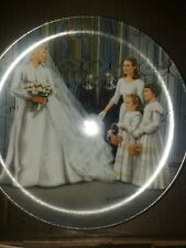 """Knowles Bradford Exchange Sound Of Music Collector's Plates - """"Maria� CoA"""
