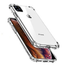 Clear iPhone 11/ 11 Pro/11 Pro Max Slim Thin Shockproof Mobile Cover Case Shell