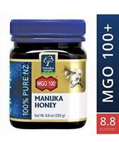 Manuka Health - MGO 100+ Manuka Honey, 100% Pure New Zealand Honey, 8.8 oz (250