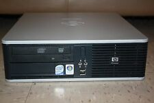 HP Compaq dc5800 SFF Desktop PC Windows 7 Pro 2.53GHz 2GB 320GB MS Office 2010