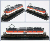 New 1:87 HO Scale Urban Rail Trolley Class EP-2 (1919) Display 3D Plastic Model
