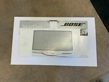 Bose White SoundDock Digital Music System For iPod, iPod Mini, Nano, iPhone