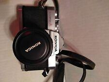 Professional Konica  Autoreflex A 35mm Camera, IN GREAT CONDITION.