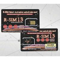 RSIM 14+ 15 R-SIM Nano Un-lock Card For iPhone 11 Xs/8/7/6 4G LTE iOS 12/13 UK!