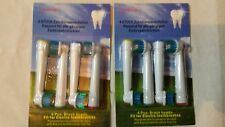 Vendedor De Reino Unido 8 nuevo compatible Braun Oral-B Vitalidad Color Cuerpo Cepillo de Dientes Cabezas De 22