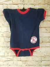 Boston Red Sox onepiece tshirt and recieving blanket
