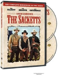 The Sacketts Complete Miniseries (Tom Selleck) Region 4 DVD New