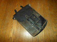 WW2 Luftwaffe Wehrmacht M35 Leather Map / Dispatch Case - VERY NICE!