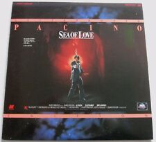 LASERDISC - NTSC - SEA OF LOVE - with Al Pacino, Ellen Barkin
