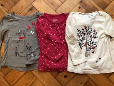 BabyGap Long-sleeved Tops X 3 Age 3 Years (bundle)