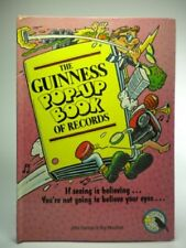 Guinness Pop-Up Book of Records (Toucan books) By John Farman