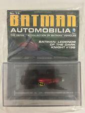 Batman Automobilia LEGENDS OF THE DARK KNIGHT #198 Eaglemoss Collection Sealed