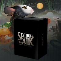 Magic the Gathering: Secret Lair Year of the Rat [MTG Trading Cards] NEW