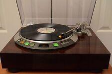 Vintage Denon DP-57L Turntable - Stunning!