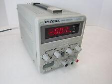 GW Instek GPS-1850D Laboratory DC Power Supply Programmable 0-18v 0-5A Parallel