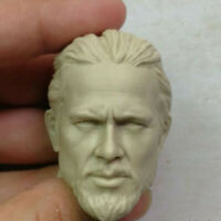 Blank Hot 1/6 Scale Sons Of Anarchy Charlie Hannam Head Sculpt Unpainted
