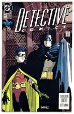 1)DETECTIVE COMICS #647(8/92)1:STEPHANIE BROWN(*SPOILER)BATMAN/ROBIN(NM-)CGC IT!