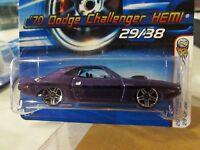 DODGE TAMPO MOC HOT WHEELS 2005 #030 First Editions Dodge Super 8 Hemi