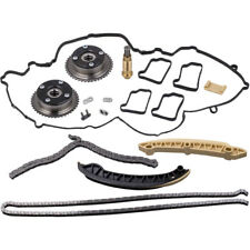 Timing Chain Kit For Mercedes M271 Camshaft Adjuster C200 C180 CLC E200 W204
