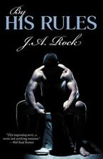 By His Rules by J. A. Rock (2012, Paperback) Gay Interest Leather BDSM Romance