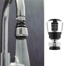 360 Rotate Swivel Water Saving Tap Aerator Diffuser Faucet Nozzle Filter Popular