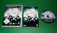 SingStar Queen mit Anleitung und OVP fuer Sony Playstation 2 PS2