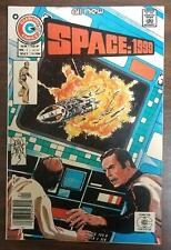 SPACE: 1999 # 4 ~ SPACE 1999 # 4 ~ Early John Byrne Cover ~ 1975 Comic ~ SC-FI !