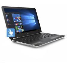 "HP Pavilion 15-au018wm 15.6"" Touch Screen Laptop, Intel i7 6500, 12GB RAM, 1TB"