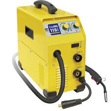 Saldatrice monofase Inverter GYS MIG/ MAG EASYMIG 110 A 013599 Acciao Inox