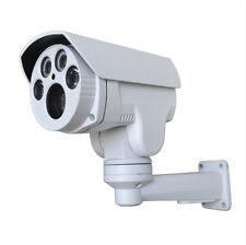 AHD 1080P PTZ Bullet Camera Pan Tilt 2.8-12mm Outdoor Security 4 IR Night Motion