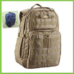 NEW Caribee 32L Combat Military Army Tactical Backpack Sport Rucksack Bag 2Color