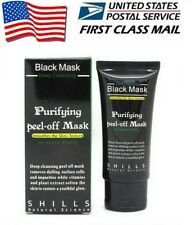 SS Deep Cleansing Black MASK purifying peel-off mask Facial Clean Blackhead
