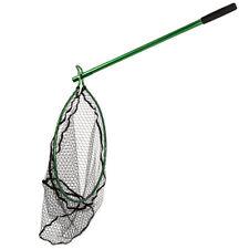 """Snowbee nouveau caoutchouc Maille Pliant 55"""" Anti-enchevêtrement mousse secoués Fly Fishing Net"""