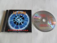 Def Leppard - Adrenalize (CD 1992) FRANCE Pressing