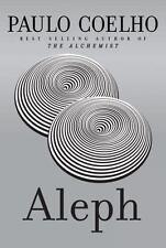 Aleph by Paulo Coelho (2011, Hardcover)