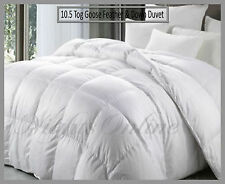 All Season Hotel Quality Goose Feather & Down Duvet, 15 Tog (10.5 & 4.5) Quilt