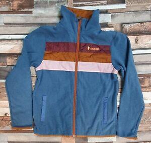 Cotopaxi Teca Fleece Full-Zip Jacket, Glamping, Women's Small RRP £100