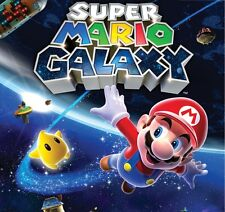 SUPER MARIO GALAXY PIANO SHEET MUSIC SCORE NINTENDO COLLECTION ON CD