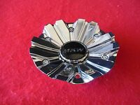 MKW Custom Wheel Center Cap Chrome 8017-B2