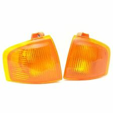 FORD ORION 1986-1990 FRONT INDICATORS AMBER 1 PAIR O/S & N/S