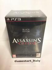 ASSASSIN'S CREED 2 II BLACK EDITION PS3 NUOVO SIGILLATO VERSIONE ITA INTROVABILE