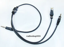 Radio-tone adaptor cable for Anytone AT-588  Mobile Radio AT588