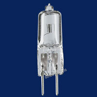 Long Life G4 Halogen Capsule Light Bulbs 12v - 5w or 10w or 20w or 35w