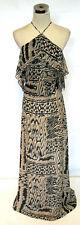 NWT BCBG MAX AZRIA $378 Black /Comb Prom Party Gown 2
