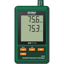 Extech SD500 SD-Serie Hygro Thermometer Datenlogger Thermo Data Logger SD-500