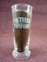 """Tall Southern Comfort Clear Shot Glass 4"""" (11)"""