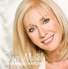 Renee Martel, Les Grandes Chansons.  CD BRAND NEW at MusicaMonette from Canada