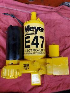 Meryer E47 rebuilt pump Ford Chevy Dodge Jeep toyota nissan E60 E57 MeyersDimond